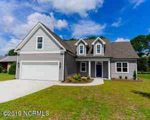 1111 Pelican Drive, Fairfield Harbour, New Bern NC (Homesite 233) - $229,900