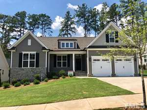 132 Park Bluff Drive, Logans Manor, Holly Springs NC (Homesite 29) - $420,000