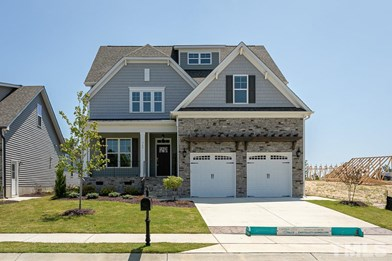 768 Strathwood Way, Carlton Pointe, Rolesville NC (Homesite 140) - $394,900