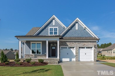 757 Strathwood Way, Carlton Pointe, Rolesville NC (Homesite 150) - $369,900