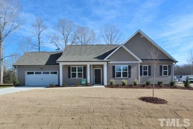 16 Eagle Swoop Street, Eagles Nest, Zebulon NC (Homesite 34) - $214,900