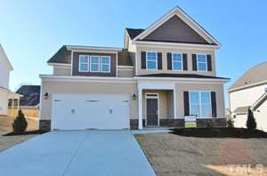 357 Cascade Hills Lane, The Bluffs at Joyner Park, Wake Forest NC (Homesite 20) - $319,900