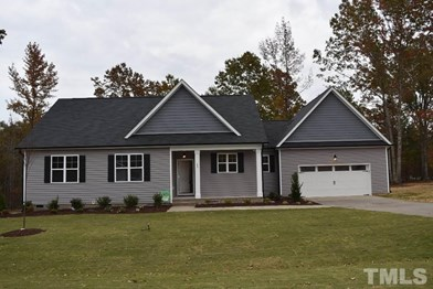42 Eagle Swoop Street, Eagles Nest, Zebulon NC (Homesite 33) - $219,900