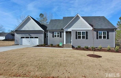 53 Nesting Place Trail, Eagles Nest, Zebulon NC (Homesite 37) - $219,900