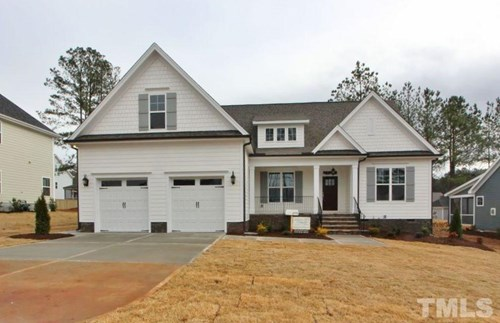 113 Park Bluff Drive, Logans Manor, Holly Springs NC (Homesite 17) - $425,000