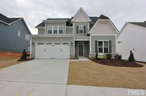 349 Cascade Hills Lane, The Bluffs at Joyner Park, Wake Forest NC (Homesite 22) - $320,000