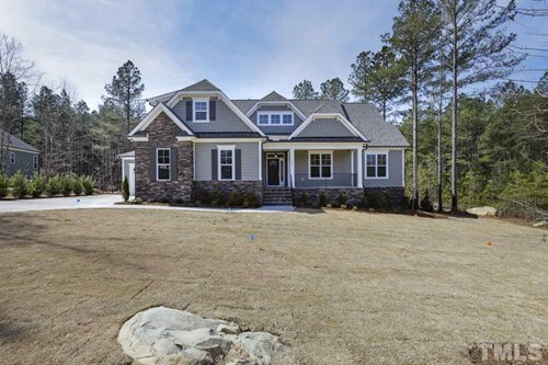 103 Colonial Ridge Drive, Chapel Ridge, Pittsboro NC (Homesite 682) - $499,900