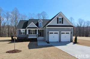 60 Oxer Drive, Falls Creek, Youngsville NC (Homesite 24) - $394,900