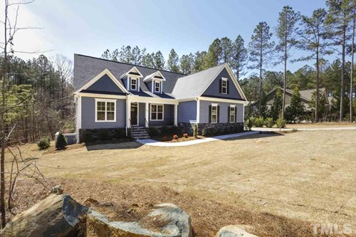 223 Colonial Ridge Drive, Chapel Ridge, Pittsboro NC (Homesite 759) - $494,900