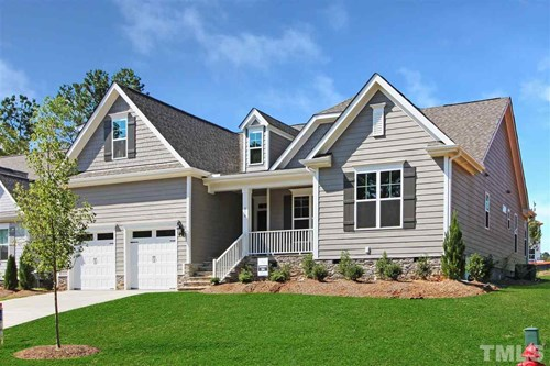 516 Horncliffe Way, Logans Manor, Holly Springs NC (Homesite 54) - $425,000