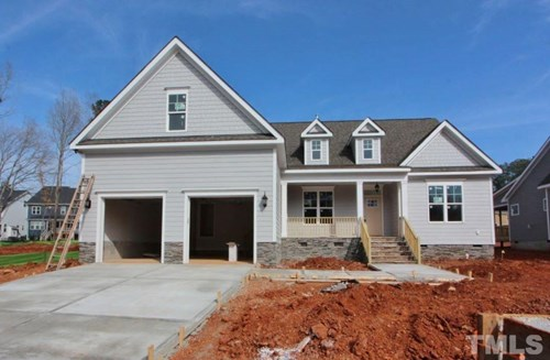512 Horncliffe Way, Logans Manor, Holly Springs NC (Homesite 53) - $425,000