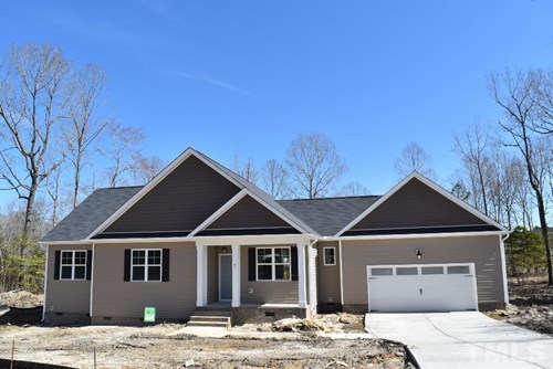 64 Golden Eagle Ridge, Eagles Nest, Zebulon NC (Homesite 20) - $219,900