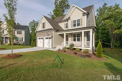 303 Cedar Pond Court, Glenmere, Knightdale NC (Homesite 323) - $425,000