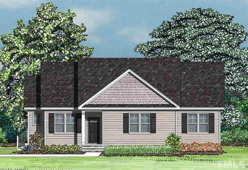 133 Golden Eagle Ridge, Eagles Nest, Zebulon NC (Homesite 17) - $200,000