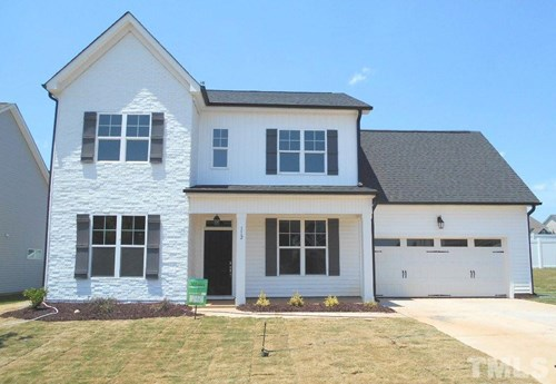 112 Hickock Court, The Meadows, Mebane NC (Homesite 88) - $269,900