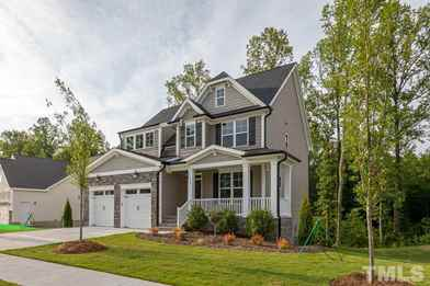 312 Cedar Pond Court, Glenmere, Knightdale NC (Homesite 320) - $450,000