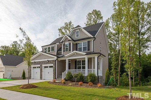 312 Cedar Pond Court, Glenmere, Knightdale NC (Homesite 320) - $449,900