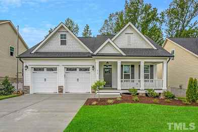 416 Cedar Pond Court, Glenmere, Knightdale NC (Homesite 212) - $375,000