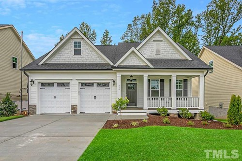 416 Cedar Pond Court, Glenmere, Knightdale NC (Homesite 212) - $374,900