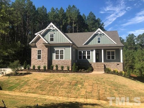 181 Colonial Ridge Drive, Chapel Ridge, Pittsboro NC (Homesite 758) - $520,000