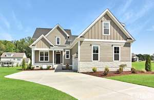 4395 Queensborough Circle, Judd Reserve, Fuquay Varina NC (Homesite 46) - $375,000