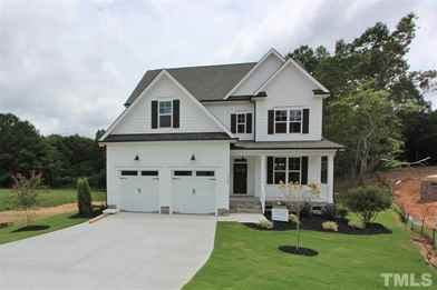 8604 Rowan Oak Court, Oxford Hills, Wake Forest NC (Homesite 18) - $429,900