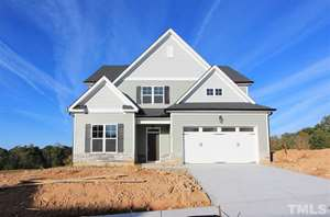 356 Rocky Crest Lane, The Bluffs at Joyner Park, Wake Forest NC (Homesite 46) - $325,000