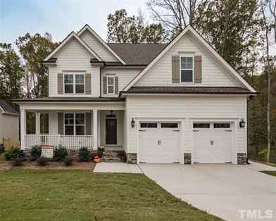 505 Horncliffe Way, Logans Manor, Holly Springs NC (Homesite 60) - $459,900
