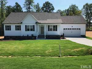 102 Golden Eagle Ridge, Eagles Nest, Zebulon NC (Homesite 19) - $225,000