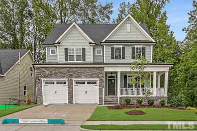 408 Cedar Pond Court, Glenmere, Knightdale NC (Homesite 214) - $459,900