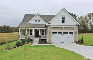 15 Julep Court, Falls Creek, Youngsville NC (Homesite 35) - $339,900
