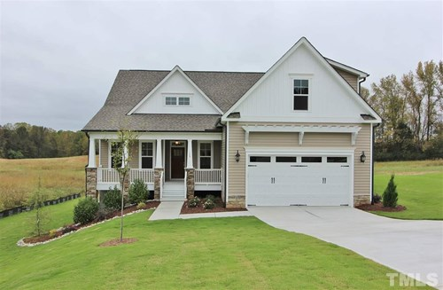 15 Julep Court, Falls Creek, Youngsville NC (Homesite 35) - $334,900