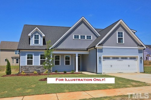 312 Anaconda Trail, The Meadows, Mebane NC (Homesite 49) - $274,900