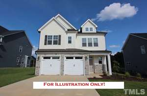 318 Anaconda Trail, The Meadows, Mebane NC (Homesite 46) - $288,000