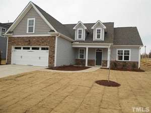 317 Anaconda Trail, The Meadows, Mebane NC (Homesite 43) - $270,000