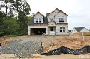 341 Rocky Crest Lane, The Bluffs at Joyner Park, Wake Forest NC (Homesite 38) - $325,000