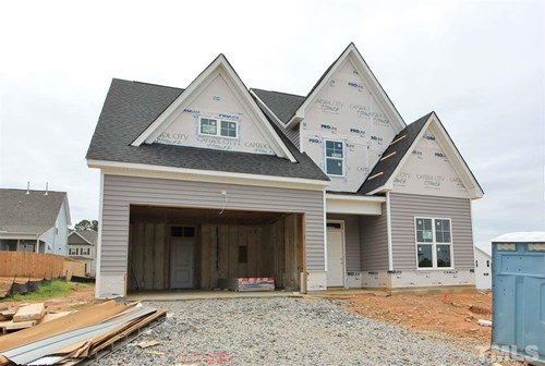 361 Rocky Crest Lane, The Bluffs at Joyner Park, Wake Forest NC (Homesite 42) - $341,897