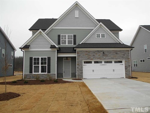 316 Anaconda Trail, The Meadows, Mebane NC (Homesite 47) - $305,000