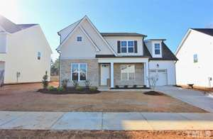 401 Joyner Bluff Drive, The Bluffs at Joyner Park, Wake Forest NC (Homesite 2) - $275,000