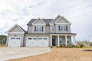 5120 Thruway Road, The Sentinels, Hope Mills NC (Homesite 65) - $359,900