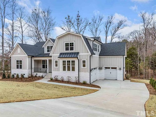 59 Crimson Way, Chapel Ridge, Pittsboro NC (Homesite 847) - $519,900