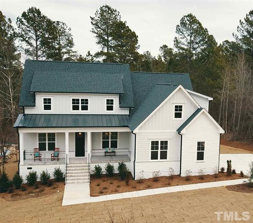 51 Bur Oak Court, Chapel Ridge, Pittsboro NC (Homesite 475) - $475,000