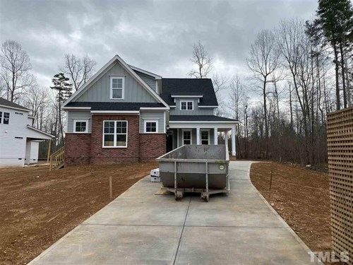 199 Deep Creek, Chapel Ridge, Pittsboro NC (Homesite 444) - $530,000