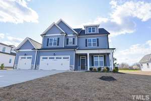 5128 Thruway Road, The Sentinels, Hope Mills NC (Homesite 63) - $369,900