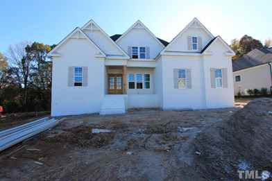 1417 Margrave Drive, Stonewater, Wake Forest NC (Homesite 142) - $675,000