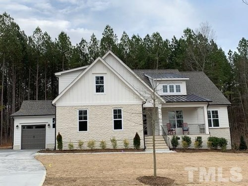 102 Crimson Way, Chapel Ridge, Pittsboro NC (Homesite 819) - $525,000