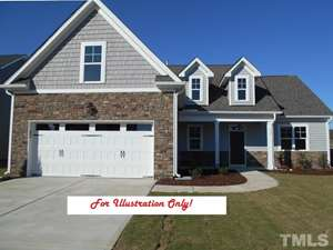 235 McClellan Trail, The Meadows, Mebane NC (Homesite 126) - $263,900