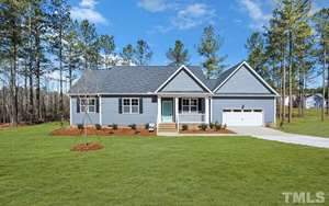 36 Patrons Court, Friendship Crossing, Middlesex NC (Homesite 21) - $234,900