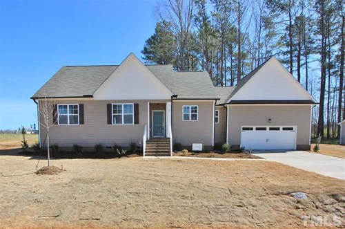 39 South Sunny Dale Drive, Friendship Crossing, Zebulon NC (Homesite 2) - $225,000