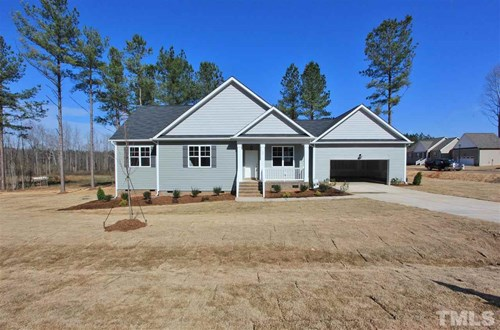 20 Patrons Court, Friendship Crossing, Middlesex NC (Homesite 22) - $234,900